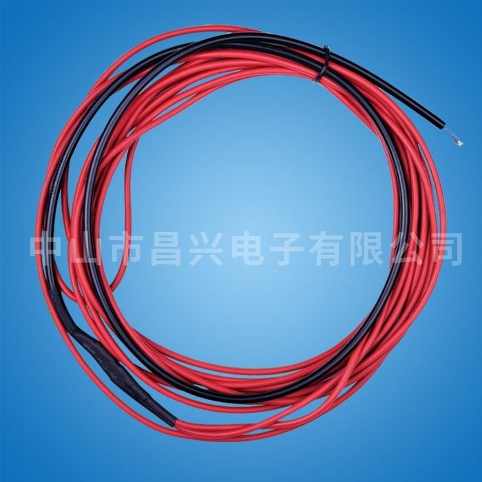 猪圈保温用硅胶(UL3590)电热线