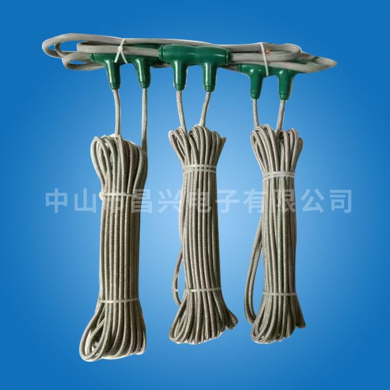 碳纤维地热电缆